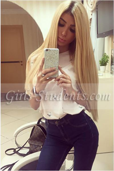 Luxury escort ladies in Paris Kate, elite GFE service