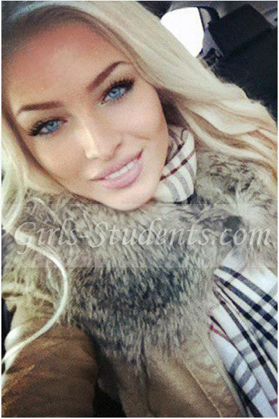 Luxury Paris escort lady