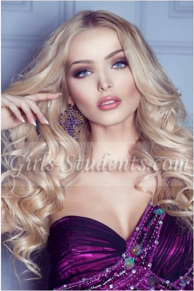 Paris top blonde escort