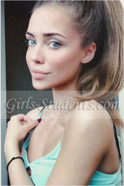 High end Paris escort Sophie, elite students companion